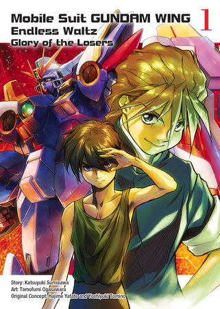 Mobile Suit Gundam WING, 1 by