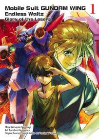 Mobile Suit Gundam WING, 1