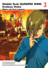 Mobile Suit Gundam WING, 3