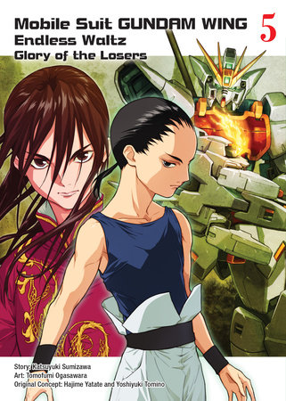 Mobile Suit Gundam WING, 5