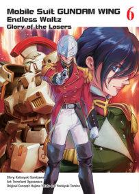 Mobile Suit Gundam WING, 6