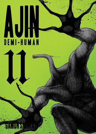 Ajin, Volume 11 by Gamon Sakurai