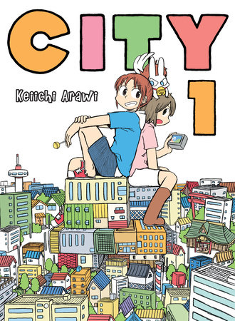CITY, 1 by Keiichi Arawi