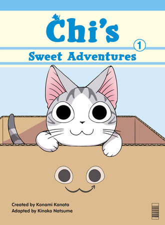 Chi's Sweet Adventures, 1 by Konami Kanata