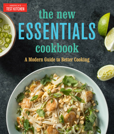 The New Essentials Cookbook by