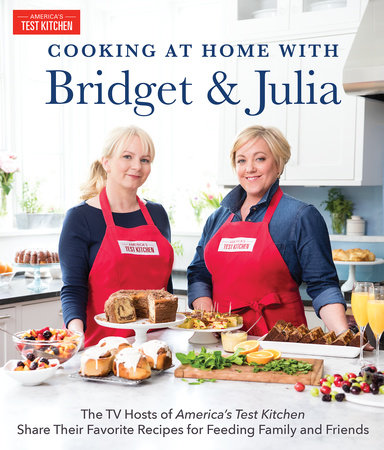 Cooking at Home With Bridget & Julia