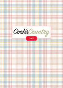 The Complete Cook's Country Magazine 2017