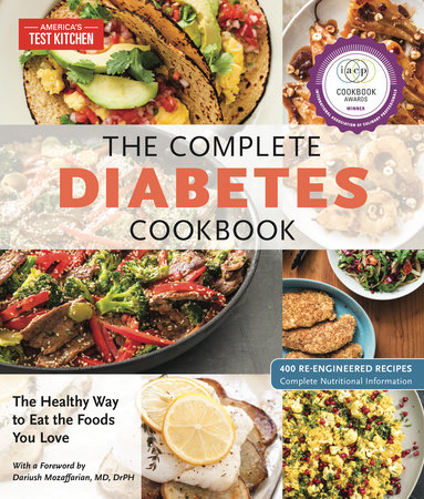 The Complete Diabetes Cookbook by