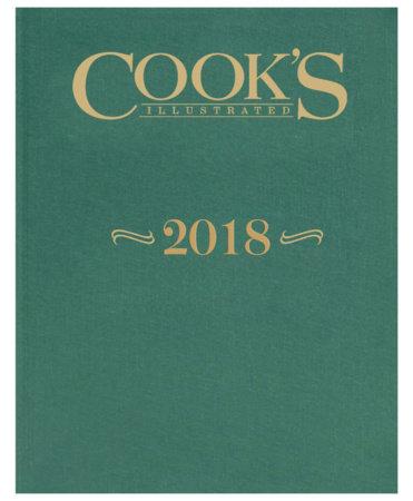 Cook's Illustrated Magazine 2018