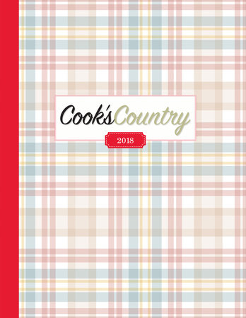 Cook's Country Magazine 2018 by