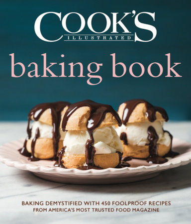 Cook's Illustrated Baking Book by