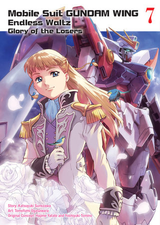 Mobile Suit Gundam WING, 7