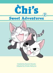 Chi's Sweet Adventures, 2