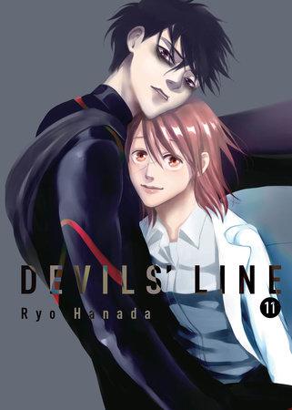 Devils' Line, 11 by Ryo Hanada