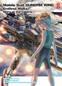 Mobile Suit Gundam WING, 8