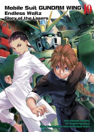Mobile Suit Gundam WING, 10