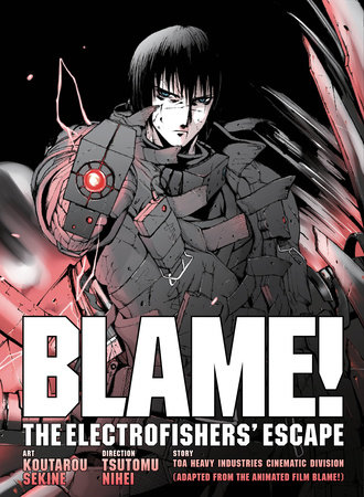 BLAME! Movie Edition by
