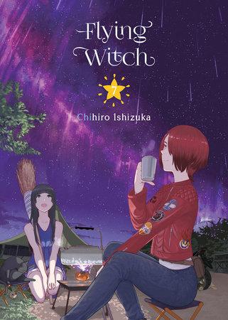 FLYING WITCH, volume 7 by Chihiro Ishizuka