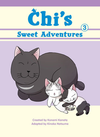 Chi's Sweet Adventures, 3 by Konami Kanata