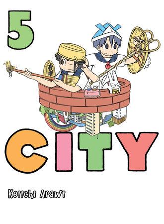CITY, 5 by Keiichi Arawi