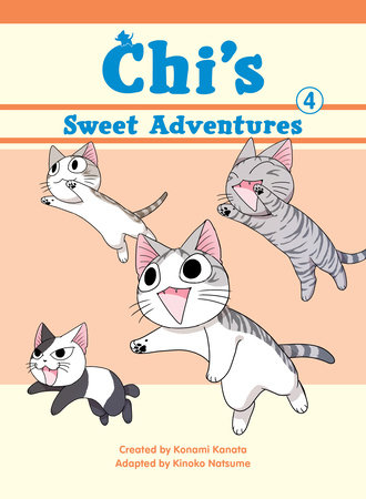 Chi's Sweet Adventures, 4 by Konami Kanata