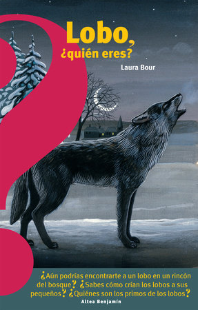 Lobo, ¿quién eres? / Wolf, who are you? by Laura Bour