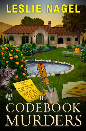 The Codebook Murders by Leslie Nagel