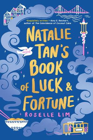 Natalie Tan's Book of Luck and Fortune by Roselle Lim