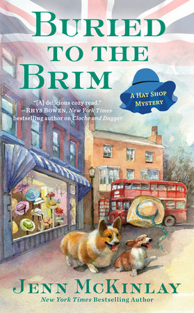 Buried to the Brim by Jenn McKinlay