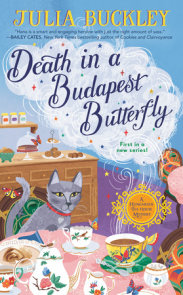 Death in a Budapest Butterfly