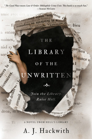 Image result for library of the unwritten