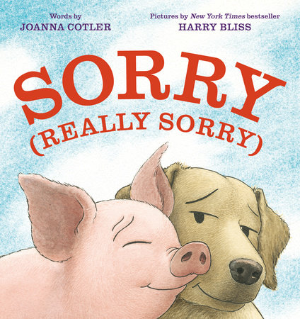 Sorry (Really Sorry) by Joanna Cotler