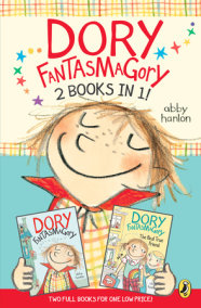 Dory Fantasmagory: 2 Books in 1!