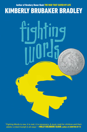 Fighting Words by Kimberly Brubaker Bradley: 9781984815682 |  PenguinRandomHouse.com: Books