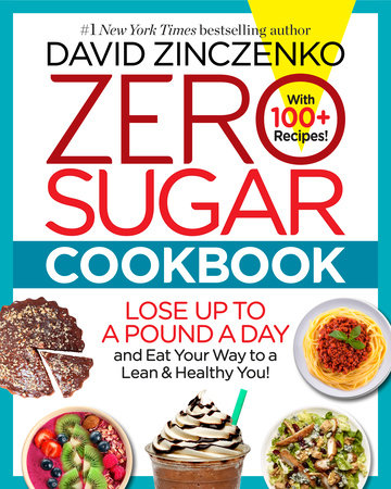 The cover of the book Zero Sugar Cookbook