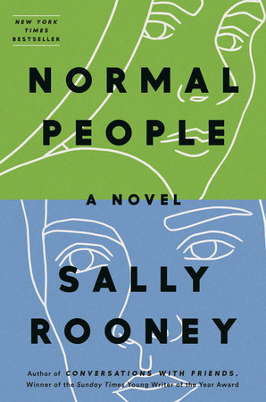 The cover of the book Normal People