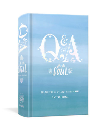 Q&A a Day for the Soul by Potter Gift