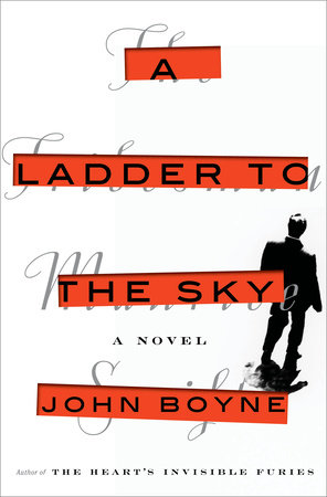 The cover of the book A Ladder to the Sky