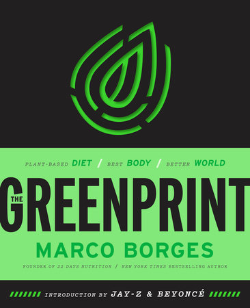 The cover of the book The Greenprint