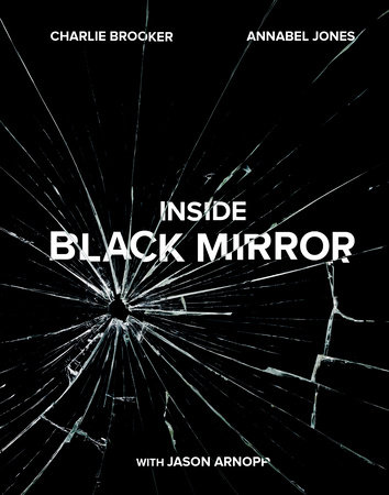 The cover of the book Inside Black Mirror