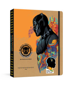 Black Panther School Planner: Be Strong, Be Proud