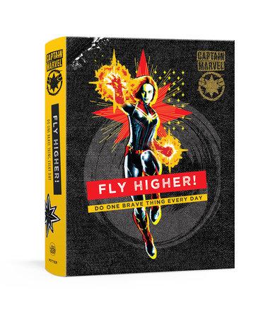 Captain Marvel Journal: Fly Higher! by Marvel