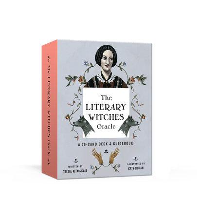 The Literary Witches Oracle by Taisia Kitaiskaia