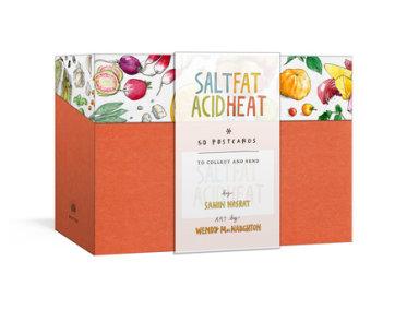 Salt, Fat, Acid, Heat Postcards