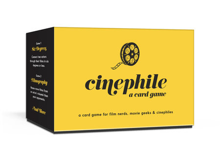 Cinephile: A Card Game by Cory Everett