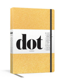 Dot Journal (Gold)