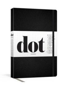 Dot Journal (Black)