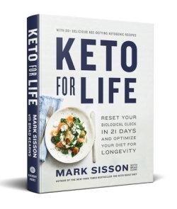 The Keto Longevity Diet