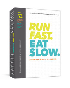 Run Fast. Eat Slow. Meal Planner