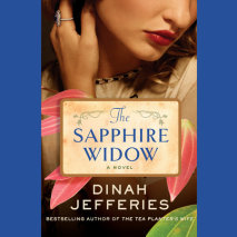 The Sapphire Widow Cover